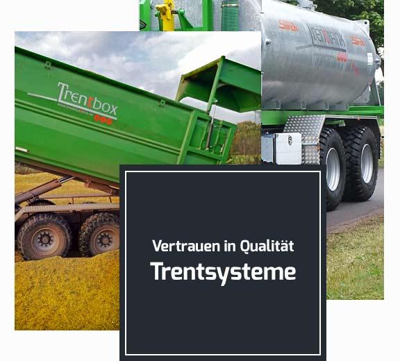 Trentbox-Trocknungscontainer-Trentsysteme